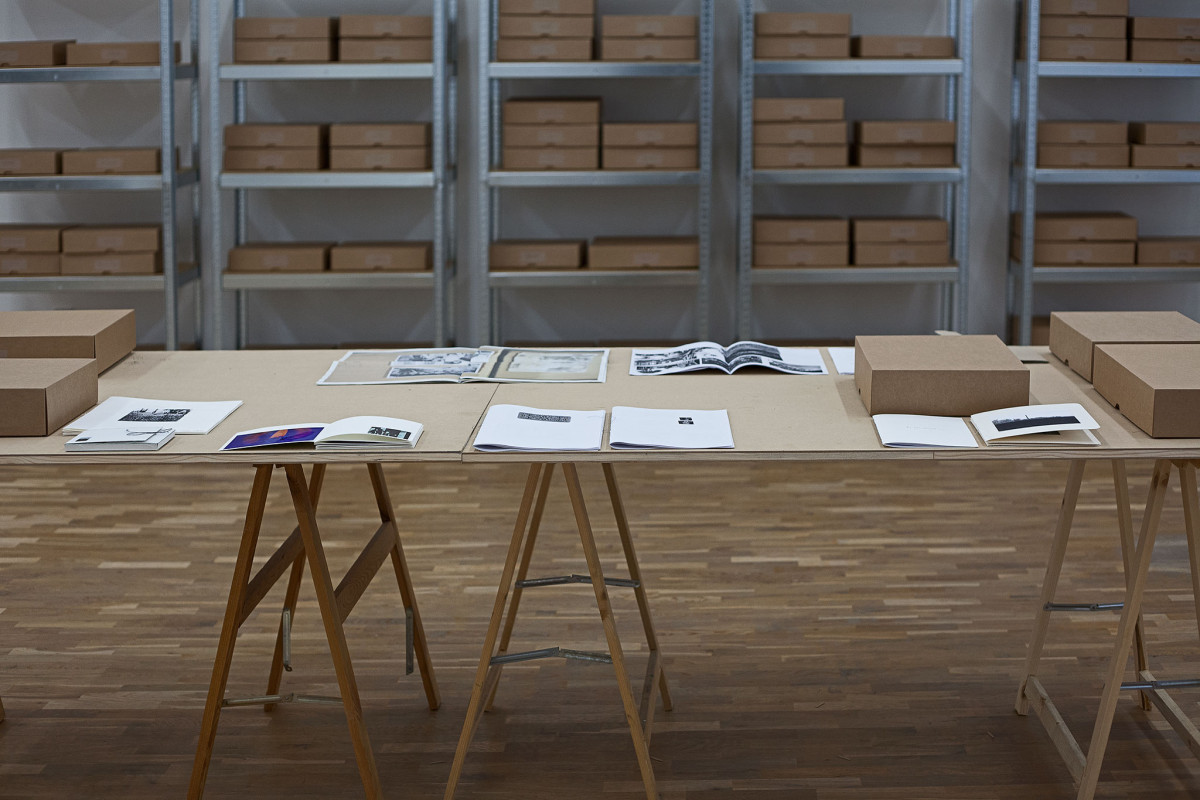 found photo foundation, installation view at Museum für Gegenwartskunst, Siegen 2012-13