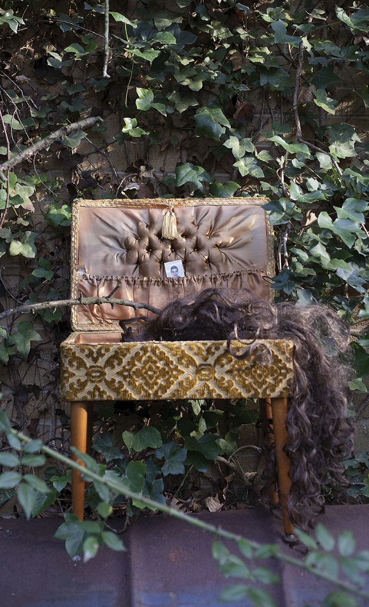 Queer paper gardens, photography and photobookwork
