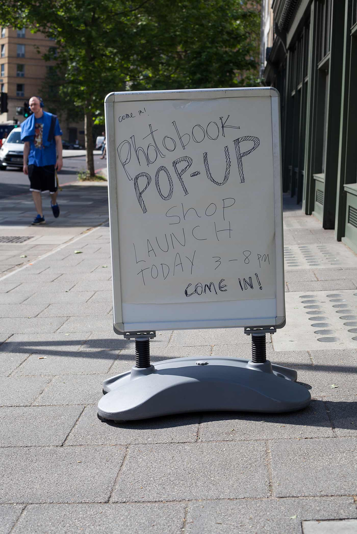 Photobook  Pop-up project space  for photobook publishing