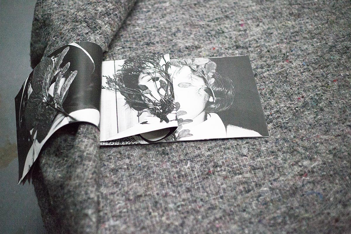 paula roush: Flora McCallica (book), exhibition view, Herbert Read Gallery, Canterbury