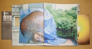 paula roush: Blackchapel Woundings, installation view, msdm studios at Whitechapel, London