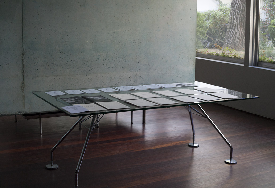 The Book Dispersed exhibition, Casa das Artes Porto