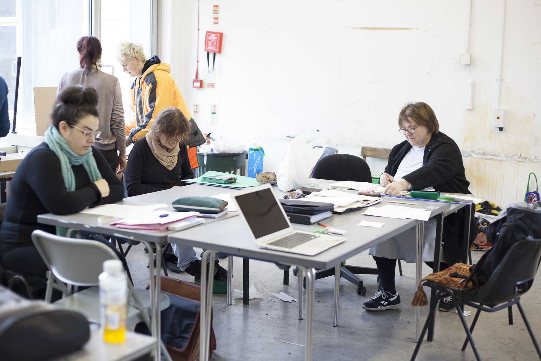Six-week photobook publishing workshop at ACAVA Blechynden Street Studio, Feb- MArch 2018