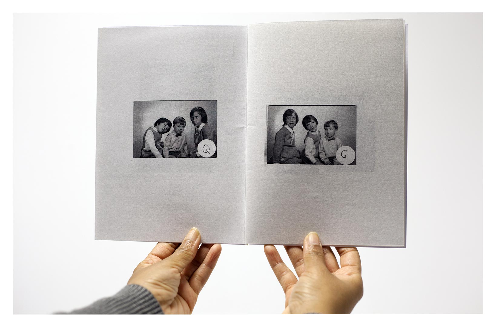 Found Photo Foundation newspaper