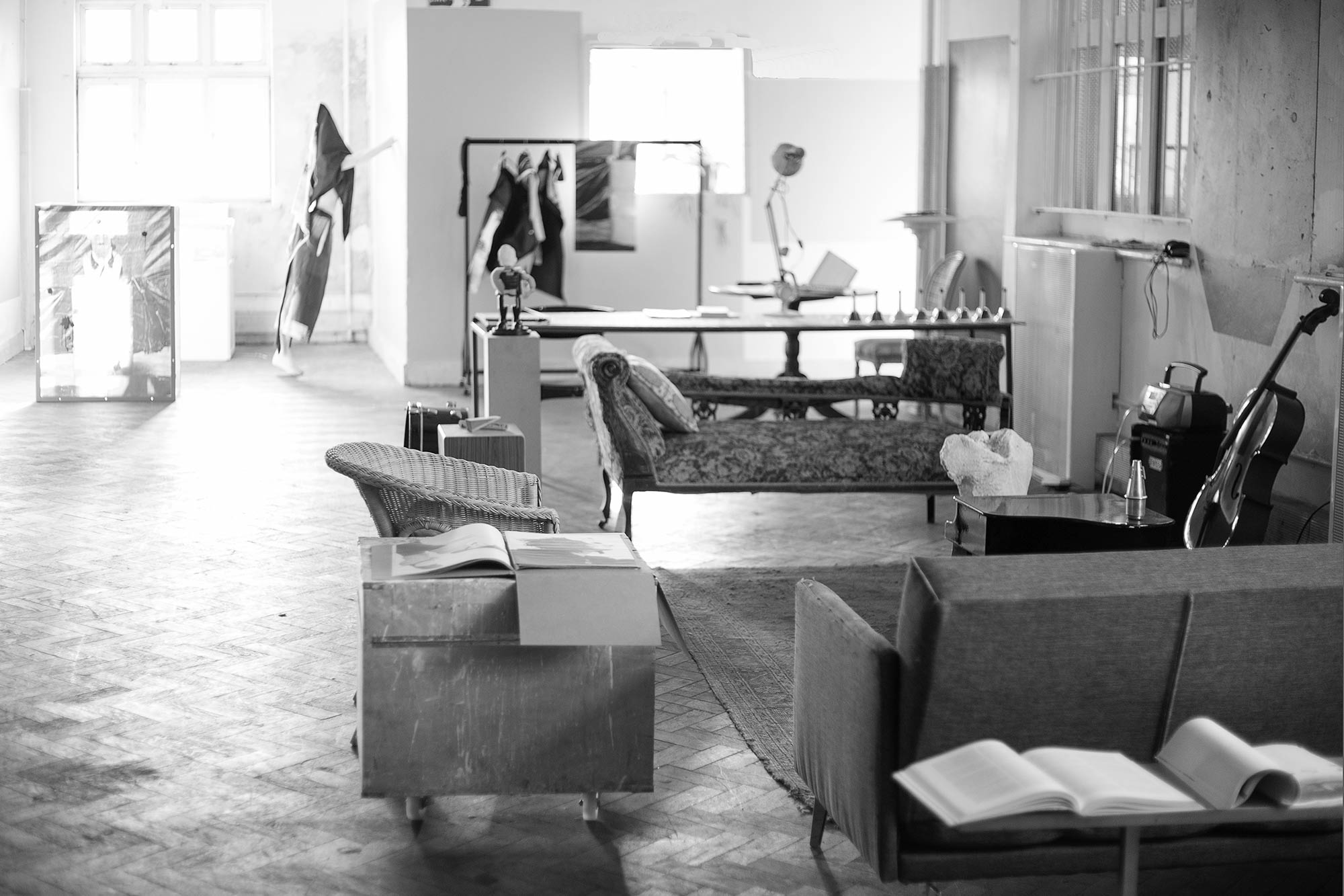 msdm House—Studio—Gallery