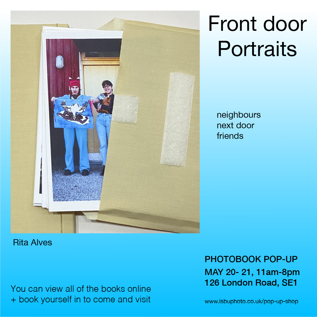 PHOTOBOOK POPUP mobile posters